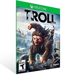 Troll - Xbox One Live Mídia Digital