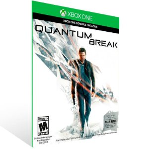 Quantum Break - Xbox One Live Mídia Digital