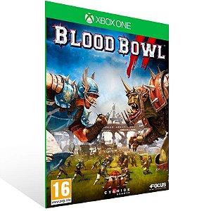 Blood Bowl 2 - Xbox One Live Mídia Digital