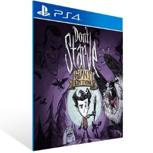 Don't Starve Console Edition - Ps4 Psn Mídia Digital