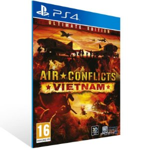Air Conflicts Vietnam Ultimate Edition - Ps4 Psn Mídia Digital