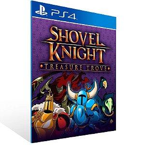 Shovel Knight Treasure Trove - Ps4 Psn Mídia Digital