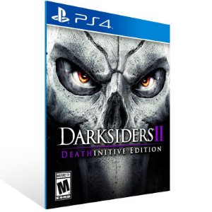 Darksiders 2 Deathinitive Edition - Ps4 Psn Mídia Digital