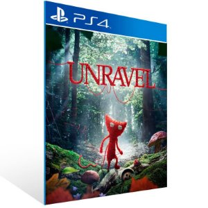 Unravel - Ps4 Psn Mídia Digital