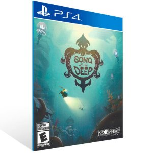 Song of The Deep - Ps4 Psn Mídia Digital