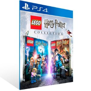 Lego Harry Potter Collection - Ps4 Psn Mídia Digital