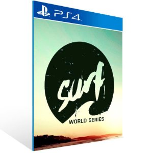 Surf World Series - Ps4 Psn Mídia Digital