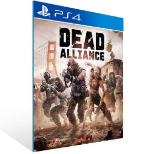 Dead Alliance - Ps4 Psn Mídia Digital
