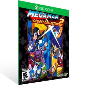 Mega Man Legacy Collection 2 - Xbox One Live Mídia Digital