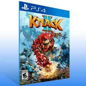 Knack 2 - Ps4 Psn Mídia Digital