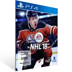 NHL 18 Standard Edition - Ps4 Psn Mídia Digital