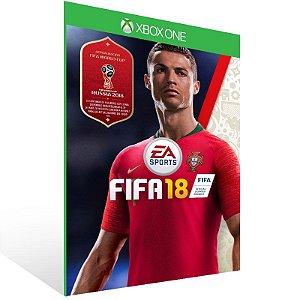 FIFA 18 Edição Standard - Xbox One Live Mídia Digital