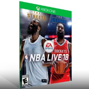 NBA LIVE 18: Edição The One - Xbox One Live Mídia Digital