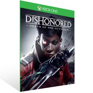 Dishonored: Death of the Outsider - Xbox One Live Mídia Digital