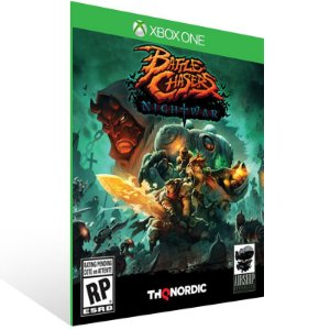 Battle Chasers Nightwar - Xbox One Live Mídia Digital