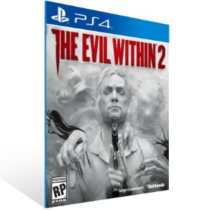 The Evil Within 2 - Ps4 Psn Mídia Digital