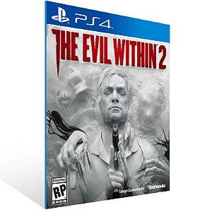 The Evil Within 2 - Ps4 Psn Mídia Digital