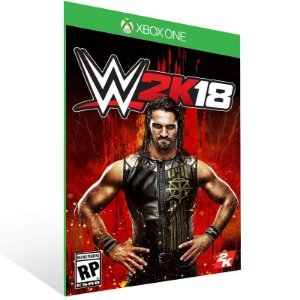 WWE 2K18 - Xbox One Live Mídia Digital