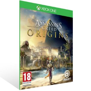 Assassins Creed Origins - Xbox One Live Mídia Digital