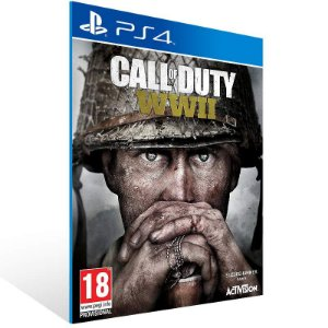 Call of Duty World War 2 - Ps4 Psn Mídia Digital