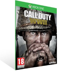 Call of Duty World War 2 - Xbox One Live Mídia Digital