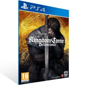 Kingdom Come Deliverance - Ps4 Psn Mídia Digital