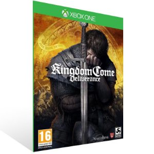 Kingdom Come Deliverance - Xbox One Live Mídia Digital