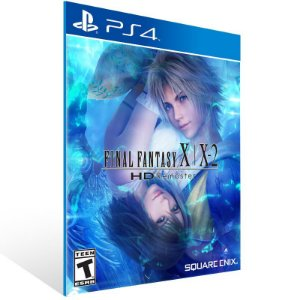 FINAL FANTASY X/X-2 HD Remaster - Ps4 Psn Mídia Digital
