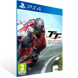 TT Isle of Man Ride on the Edge Day One Edition - Ps4 Psn Mídia Digital