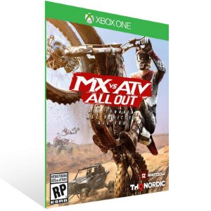 MX vs ATV All Out - Xbox One Live Mídia Digital