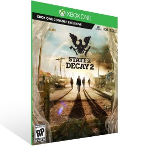 State of Decay 2 - Xbox One Live Mídia Digital