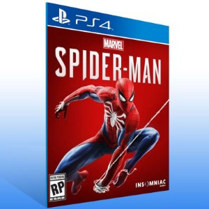 Marvels Spider-Man - Ps4 Psn Mídia Digital