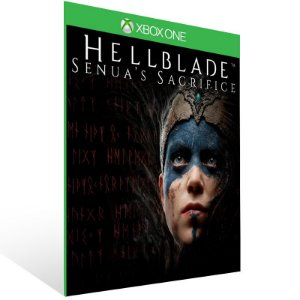 Hellblade Senua's Sacrifice - Xbox One Live Mídia Digital