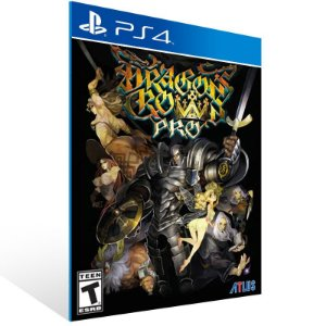 Dragons Crown Pro - Ps4 Psn Mídia Digital