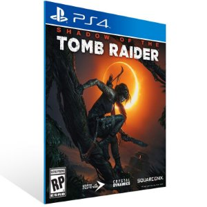 Shadow of the Tomb Raider - Ps4 Psn Mídia Digital
