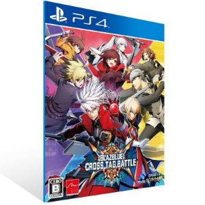 BlazBlue Cross Tag Battle - Ps4 Psn Mídia Digital