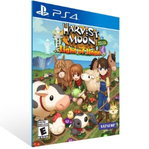 Harvest Moon Light of Hope Special Edition - Ps4 Psn Mídia Digital