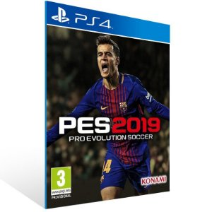 PES 19 Standard Edition - Ps4 Psn Mídia Digital