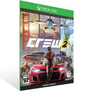 The Crew 2 Standard Edition - Xbox One Live Mídia Digital