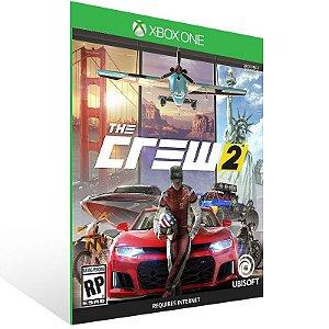 The Crew 2 Standard Edition - Xbox One Live Mídia Digital
