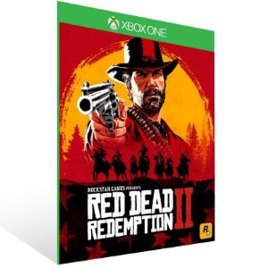 Red Dead Redemption 2 - Xbox One Live Mídia Digital