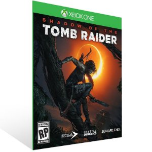 Shadow of the Tomb Raider - Xbox One Live Mídia Digital