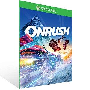 ONRUSH - Xbox One Live Mídia Digital