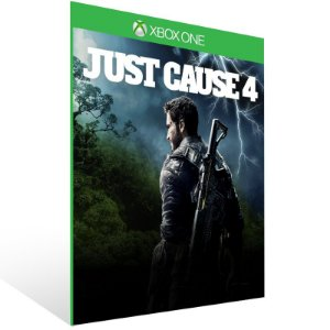 Just Cause 4 Standard Edition - Xbox One Live Mídia Digital