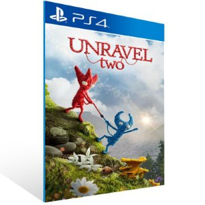 Unravel Two - Ps4 Psn Mídia Digital