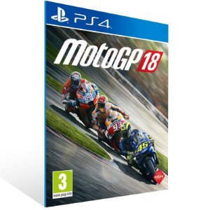 MotoGP 18 - Ps4 Psn Mídia Digital