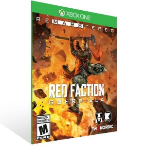 Red Faction Guerilla Re-Mars-tered - Xbox One Live Mídia Digital