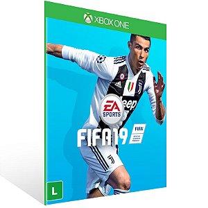 FIFA 19 Edição Standard Português Brasil - Xbox One Live Mídia Digital