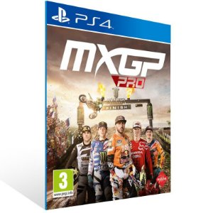 MXGP PRO - Ps4 Psn Mídia Digital