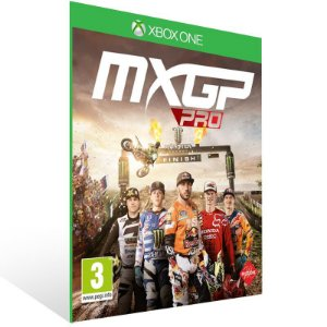 MXGP PRO - Xbox One Live Mídia Digital
